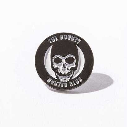 BxH THE BOUNTY HUNTER CLUB Pins