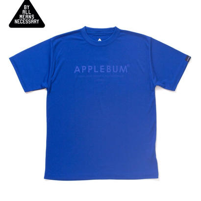 【APPLEBUM】Elite Performance Dry T-shirt[Blue]