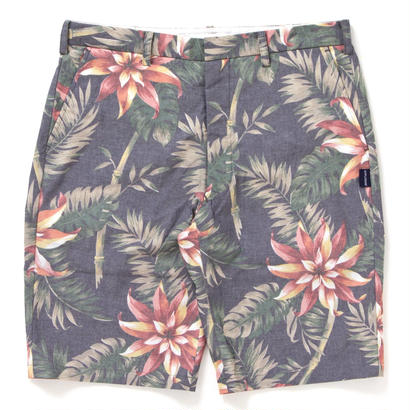 【APPLEBUM】Dungaree Aloha Short Pants