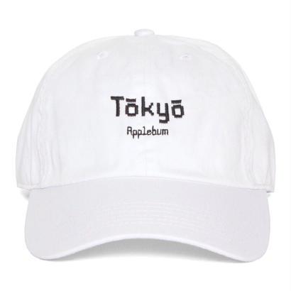 【APPLEBUM】Tokyo Cotton Cap [White]