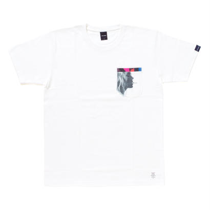 【APPLEBUM】Smokin Girl Pocket T-shirt
