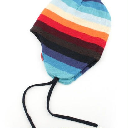【APPLEBUM】10 colors border knit cap