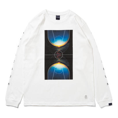 "【APPLEBUM】""Basketball Court"" L/S T-shirt"