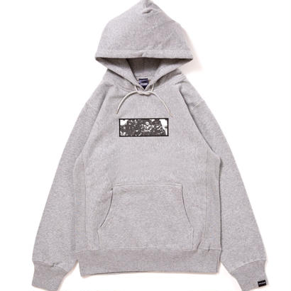 【APPLEBUM】Harlem Sweat Parka [H.Gray]