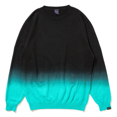 【APPLEBUM】Tiffany Black Crew Sweater