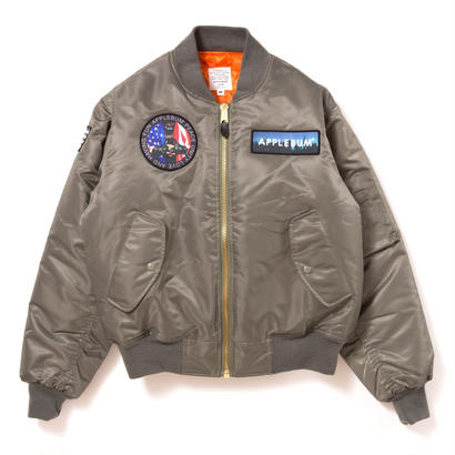 【APPLEBUM】MA-1 Flight Jacket