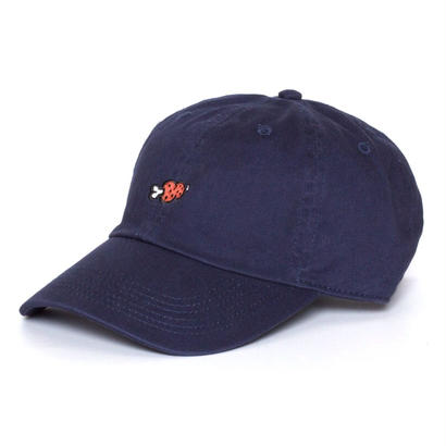 【APPLEBUM】HONENIKU Cotton Cap[Navy]