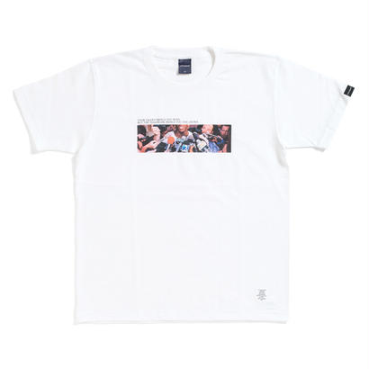 "【APPLEBUM】""Supa Star"" T-shirt [White]"