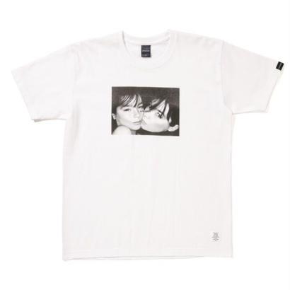 "【APPLEBUM】 ""W Bjork"" T-shirt"