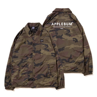 【 APPLEBUM】Woodland Coach Jacket