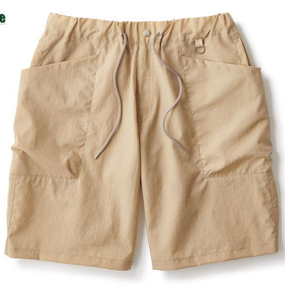 【INTERBREED】MULTIFUNCTION FIELD SHORTS Beige