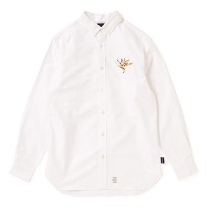 【APPLEBUM】BPF (Bird of paradise flower) Shirt