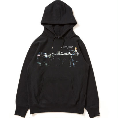 "【APPLEBUM】""Roxy Music"" Sweat Parka"