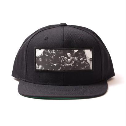"""【APPLEBUM】""""Harlem"""" Snapback Cap"""
