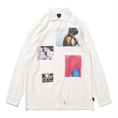 【APPLEBUM】Photo Print Shirt