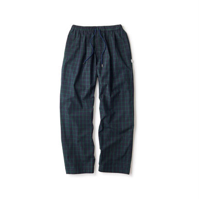 【INTERBREED】PATTERNED PAJAMA PANTS