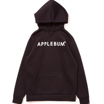 【APPLEBUM】Logo Bonding Parka [Black]