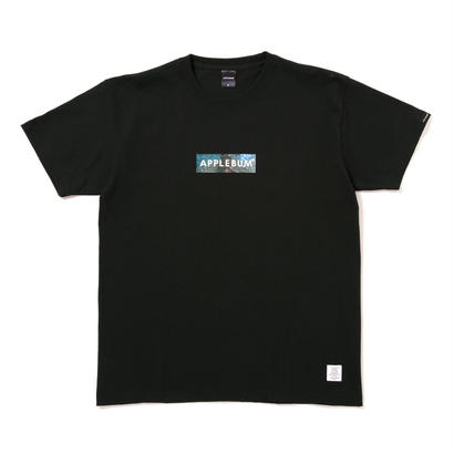 "【APPLEBUM】 ""Beach Box"" T-shirt [Black]"