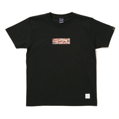 "【APPLEBUM】""Kicks Box"" T-shirt [Black]"