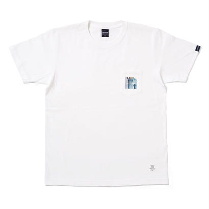"【APPLEBUM】""Nice Applebum"" Pocket T-shirt"