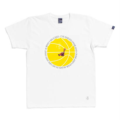 "【APPLEBUM】""Black Jesus"" T-shirt [White]"