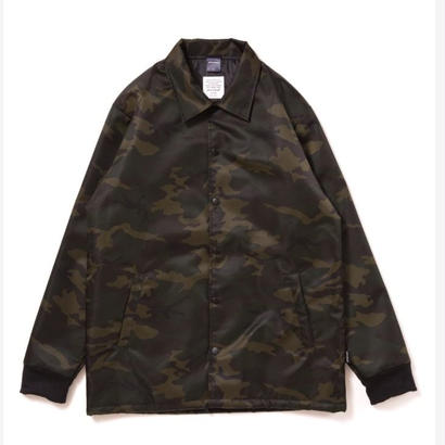 【APPLEBUM】Camo Nylon Coach Jacket