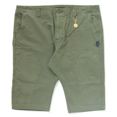 【APPLEBUM】Stretch Short Pants[Olive]