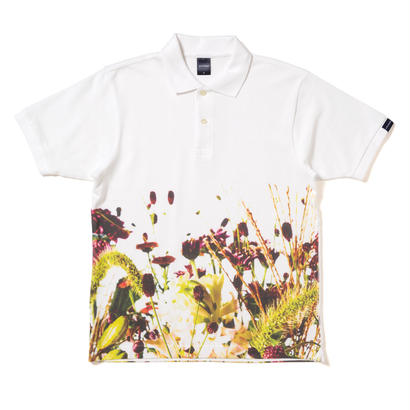 【APPLEBUM】Flower Polo Shirt
