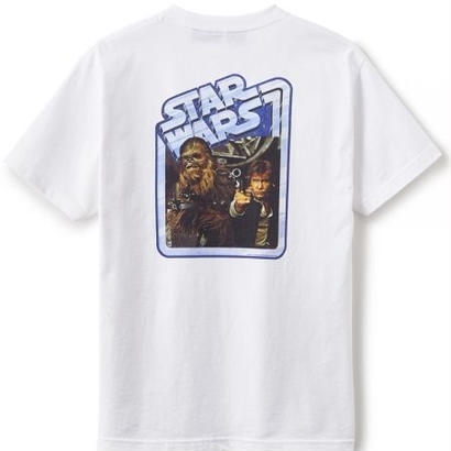 【INTERBREED × STAR WARS】BLASTER SS TEE(WHITE)