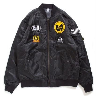 "【APPLEBUM】""Wu"" MA-1 Flight Jacket"