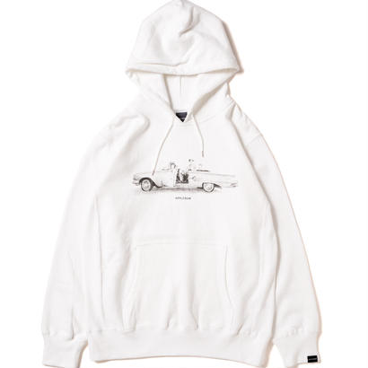 "【APPLEBUM】""Impala Boy"" Sweat Parka"