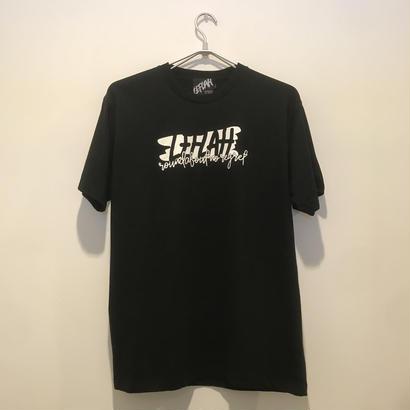 【LEFLAH】RAKUGAKI logo tee