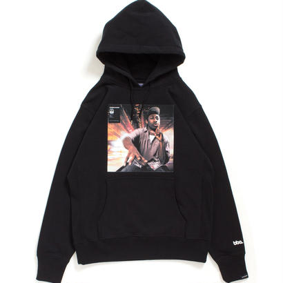 "【APPLEBUM×BBE】 ""Beat Generation Pete Rock"" Sweat Parka"