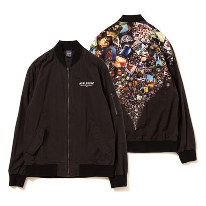 "【APPLEBUM】""Sampling Sports"" Light MA-1 Jacket"