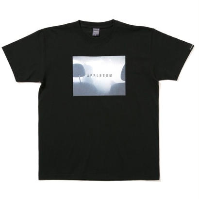 "【APPLEBUM】 ""Smoke Box"" T-shirt [Black]"