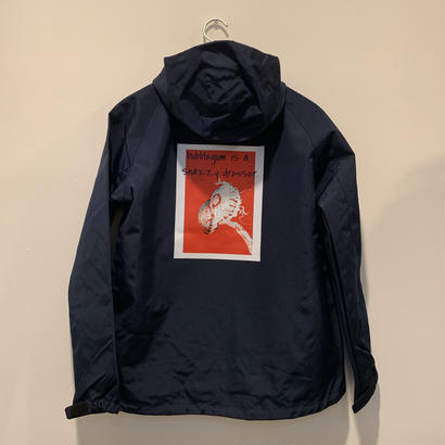 【bubblegum】Jellyfish shell jacket