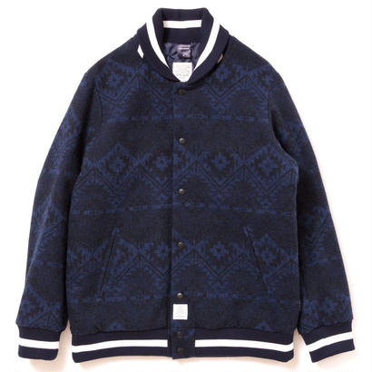 【APPLEBUM】Native Melton Stadium Jacket