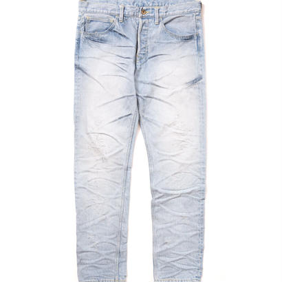 【APPLEBUM】Kate Slim Ice Wash Denim Pants