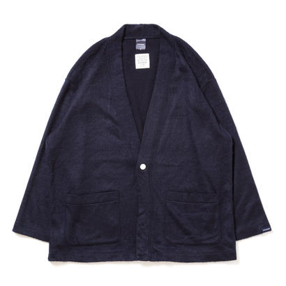 【APPLEBUM】Flare Cardigan [Navy]