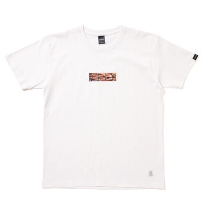 "【APPLEBUM】""Kicks Box"" T-shirt [White]"