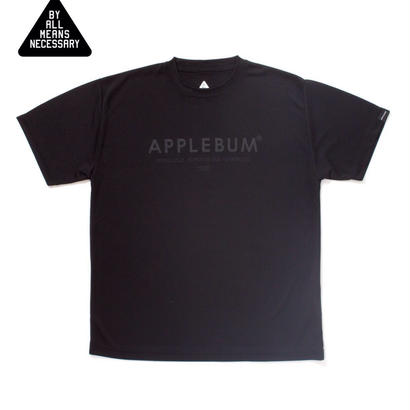 【APPLEBUM】formance Dry T-shirt[Black]