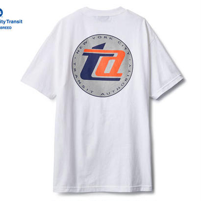 【INTERBREED】TA LOGO REFLECTION SS TEE