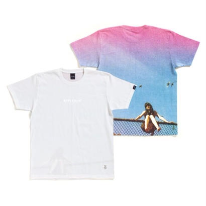 "【APPLEBUM】""Sky's The Limit"" T-shirt"
