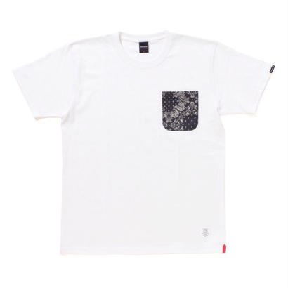 【APPLEBUM】 Ya Basta Paisley Pocket T-shirt