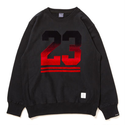 "【APPLEBUM】""CHICAGO 23"" Crew Sweat"