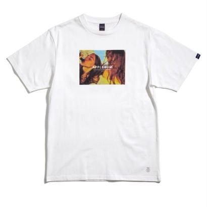 "【APPLEBUM】""Party and Bullshit"" T-shirt"