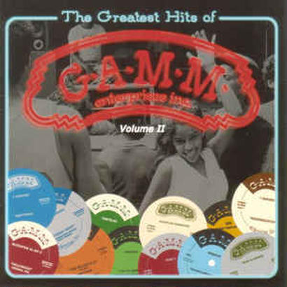V.A. - The Greatest Hits Of Gamm Vol.2