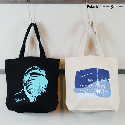 Polaris x JOURNAL STANDARD TOTE BAG