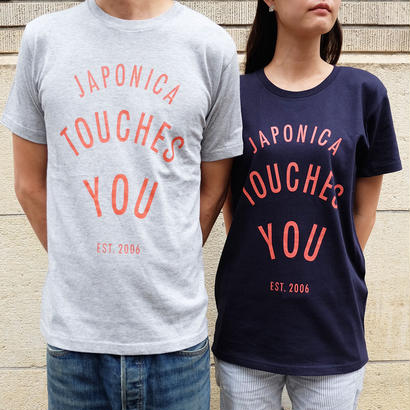 JAPONICA - TOUCHES YOU T-SHIRTS