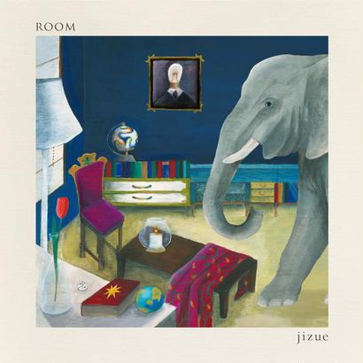 jizue - ROOM[通常盤 CD]